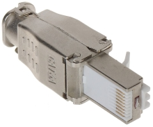 Wtyk modularny rj45/ftp6a-hand