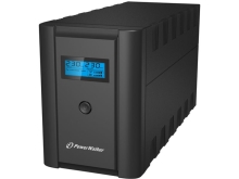 UPS POWERWALKER LINE-INTERACTIVE 2200VA 2X 230V PL + 2X IEC OUT, RJ11/RJ45 IN/OUT, USB, LCD