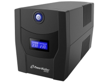 UPS POWERWALKER LINE-INTERACTIVE 2200VA STL FR 4X PL 230V, RJ11/45 IN/OUT, USB