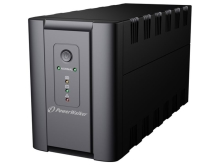 UPS POWERWALKER LINE-INTERACTIVE 1200VA 2X SCHUKO + 2X IEC OUT, RJ11/RJ45 IN/OUT, USB