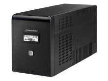 UPS POWERWALKER LINE-INTERACTIVE 1500VA 2X 230V PL + 2XIEC OUT, RJ11/RJ45 IN/OUT, USB, LCD