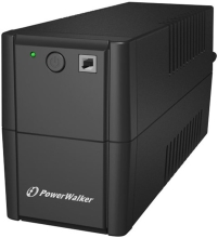 UPS POWERWALKER LINE-INTERACTIVE 650VA 2X SCHUKO OUT, RJ11 IN/OUT, USB