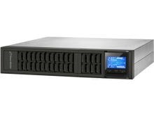 "UPS RACK 19"" POWERWALKER ON-LINE 3000VA 4X IEC + TERMINAL OUT, USB/RS-232, LCD, TOWER"